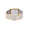 Dezine Wrist Watch For Men - Black_DZ-GSQ013-BLK-SLV
