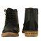 Randier Fox Leather Casual Shoes R059 -Black