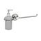 Jwell Stainless Steel Liquid Soap Dispenser with Towel Holder SG LH W NR
