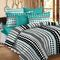 Storyathome Printed Cotton Double Bed Sheet With 2 Pillow Covers-MT1201