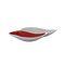 Rajrang Maroon Aluminium Mouth Freshener Bowl ALH00019 Maroon