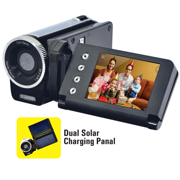 Digital camcorder webcam