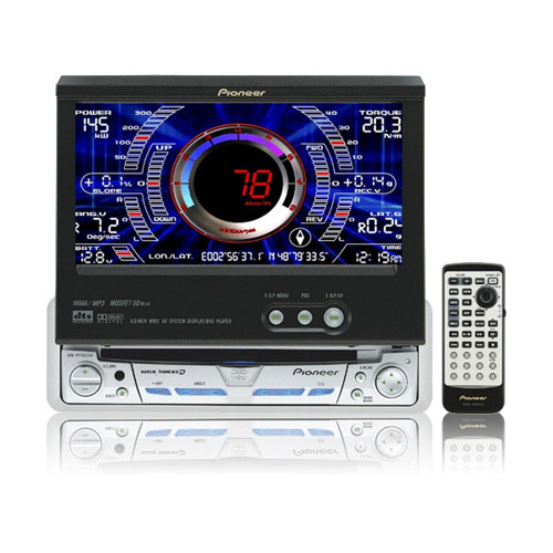 Pioneer 6 5 touch screen