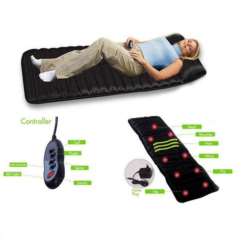 Buy Full Body Massage Mat With 9 Massaging Points Online