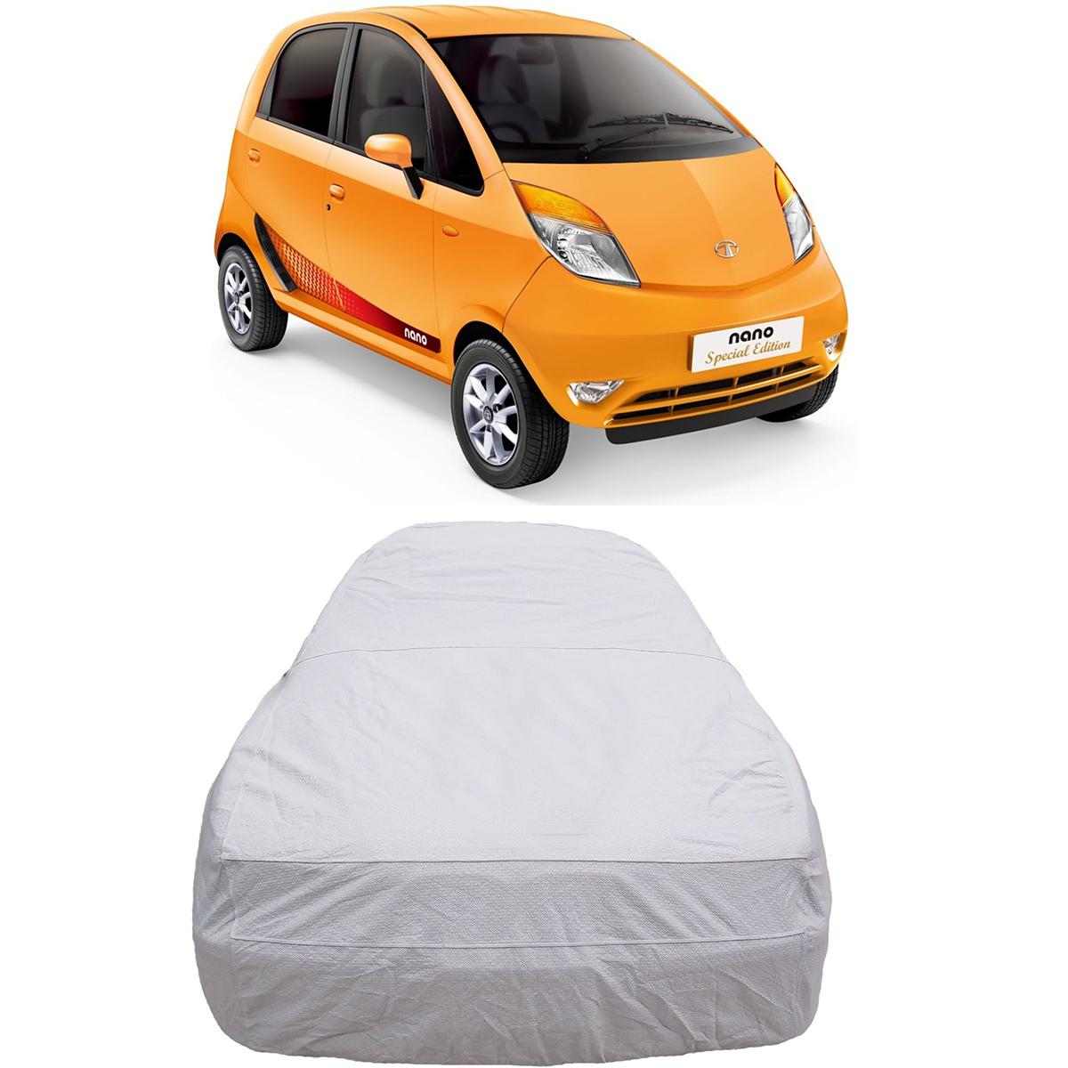 Buy digitru car body cover for tata nano silver online at best price in india on naaptol com