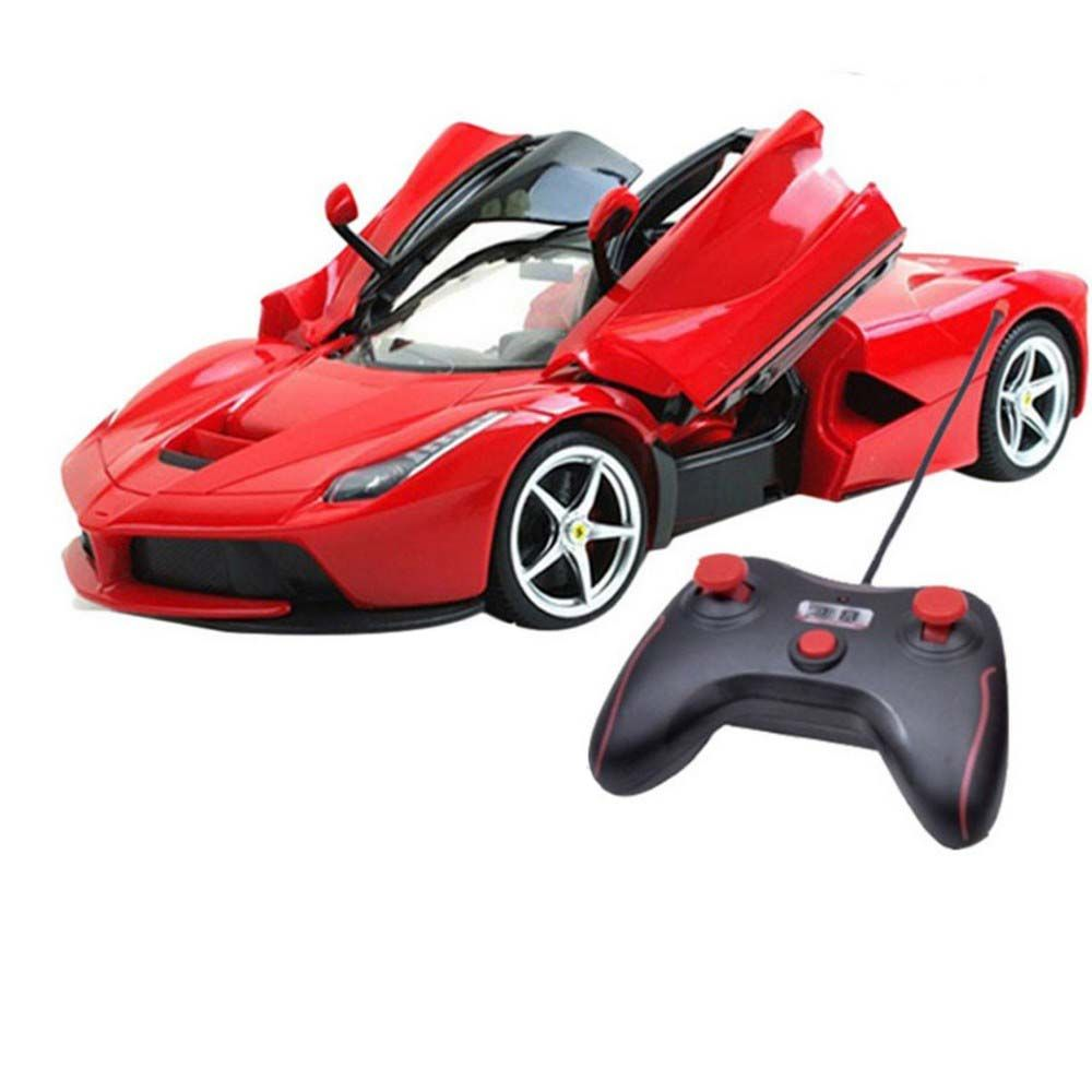 Toys Toys Ferrari Racing Ferrari Car Toy-red