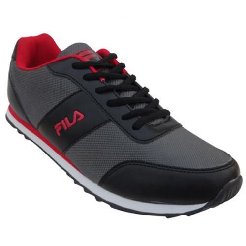 buy fila synthetic sports shoes black 5212