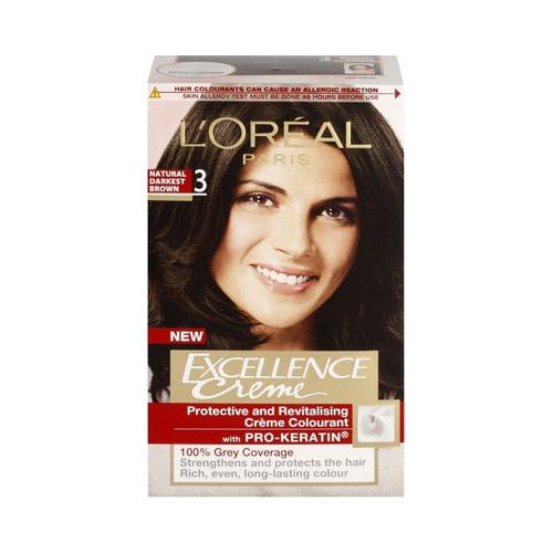 L Oreal Paris Excellence Creme Hair Colour Natural