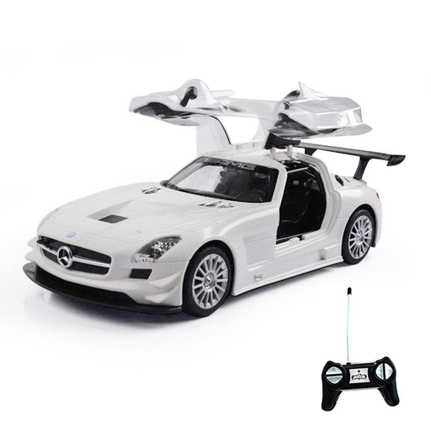 Buy mitashi dash 1 24 rc rechargeable mercedes benz sls for Mercedes benz sls amg gt3 price