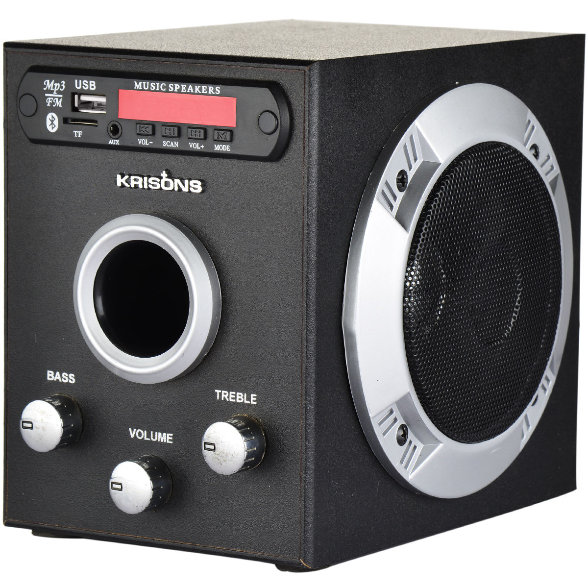 speakers portable bluetooth speaker with fm usb sd card aux p