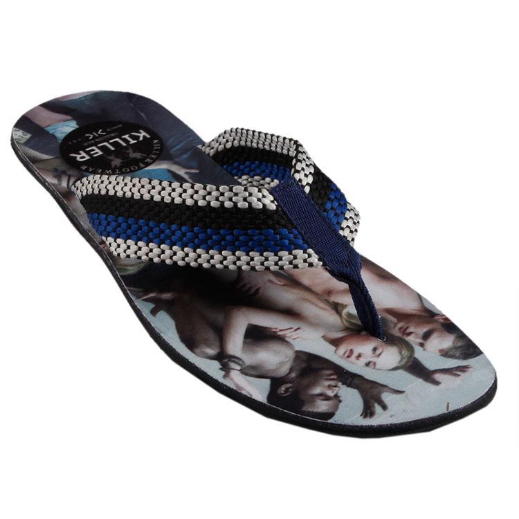 Buy Killer Rubber Slippers - Multicolor-4266 Online at ...