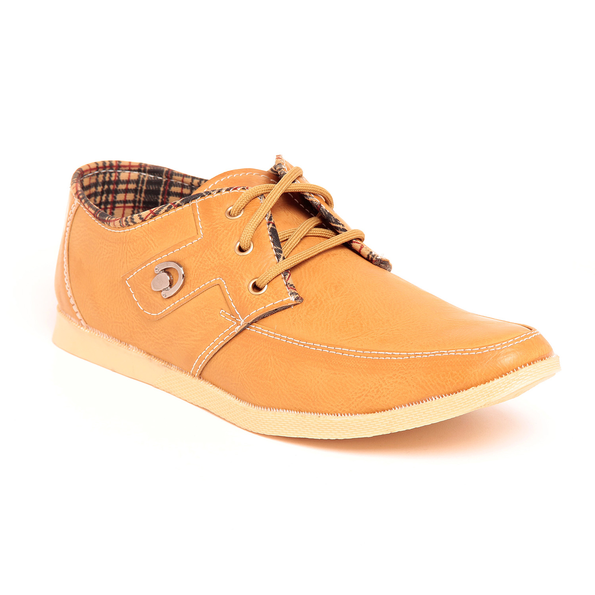 buy foot n style italian leather casual shoes fs274