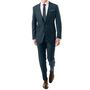 Vimal Suit Length (Coat + Trouser) For Men - Blue