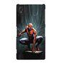 Snooky Digital Print Hard Back Cover For Sony Xperia Z2  Td11790