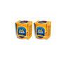 Pack of 2 Areon Orange Fragrance Gel Air Freshner
