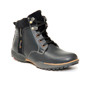 Bacca bucci Leather Boots - Black-5540