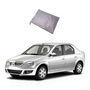 Galaxy Car Body Cover Mahindra Verito - Silver