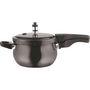 Vinod Kraft 5.5 Ltr Induction Friendly Hard Anodised Pressure Cooker - Black