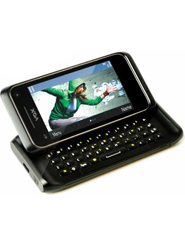 VOX Ie7 (Full Touch Screen:Slider:Qwerty Keypad) - Black