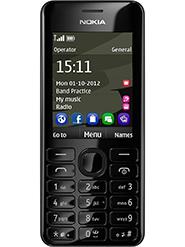 Product Details of Nokia Asha 206 - Black