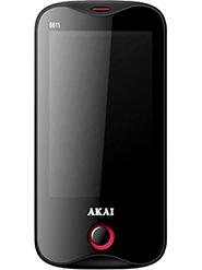 Akai 6611 - Black & Red