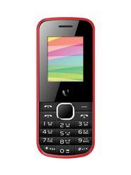Videocon V1419/1421 Dual Sim Phone - Black & Red