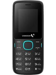 Videocon V1393 Dual Sim Phone - Black