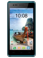 Intex Aqua 4.5e Smart Mobile Phone - Blue & Black
