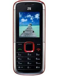 ZTE R221 Dual SIM Phone - Black & Red