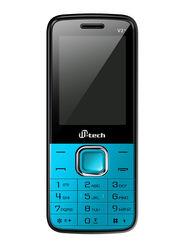 Mtech V2+ Dual Sim Feature Phone - Blue