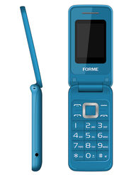 Forme C3520 1.8 Inch Dual Sim Mobile - Blue