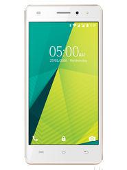 Lava X11 5 Inch Quad Core 4G Smart Phone (RAM : 2GB ROM : 8GB) - White Gold