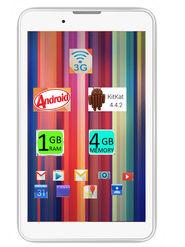 I Kall K1 KitKat 3G Calling Tablet (RAM:1GB ROM:4GB Battery:3000 mAh) - White