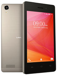 Lava A52 Loud Sound 3G SmartPhone - Gold