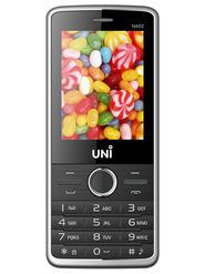 UNI N603 Dual SIM Mobile Phone - Black
