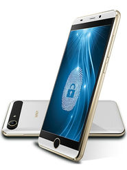 Intex Aqua View Lollipop Fingerprint Sensor 4G Smartphone (RAM:2GB ROM:16GB) with VR Box - White