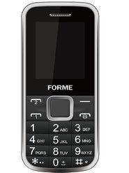 Forme N3 1.8 inch Dual Sim Feature phone (Black)