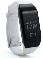XCCESS SB366 Purple Smart watch  (White Strap)