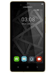 Videocon Krypton V50FA 5 inch Lollipop (RAM : 1 GB : ROM : 8 GB ) 4G Smartphone (Black Yellow)