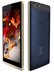 Ziox Astra Zing+ 5 Inch Marshmallow (RAM : 512 MB : ROM : 8 GB) 3G Smartphone (Blue)