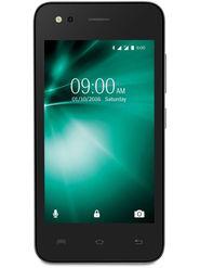 Lava A55 5 inch (RAM : 1GB : ROM : 8GB) 3G Smartphone (Black & Silver)