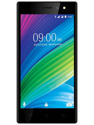 Lava X41 + 5 inch (RAM : 2GB : ROM : 32 GB) 4G Smartphone (Gold)