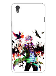 Snooky Designer Print Hard Back Case Cover For OnePlus X - Multicolour