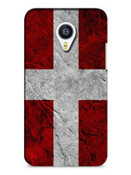 Snooky Digital Print Hard Back Case Cover For Meizu MX4 - Red