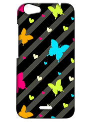 Snooky Digital Print Hard Back Case Cover For Micromax Bolt Q338 - Multicolour