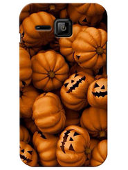 Snooky Digital Print Hard Back Case Cover For Micromax Bolt S301 - Brown