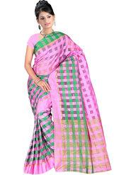 Adah Fashions Multicolor South Silk Saree -888-129