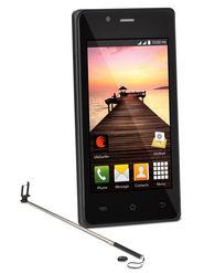 Datawind Pocket Surfer 3G4 with BT Selfie Stick