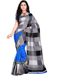 Florence Bhagalpuri silk Printed  Sarees FL-10993