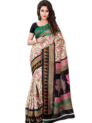 Florence Printed Bhagalpuri Silk Sarees FL-11678
